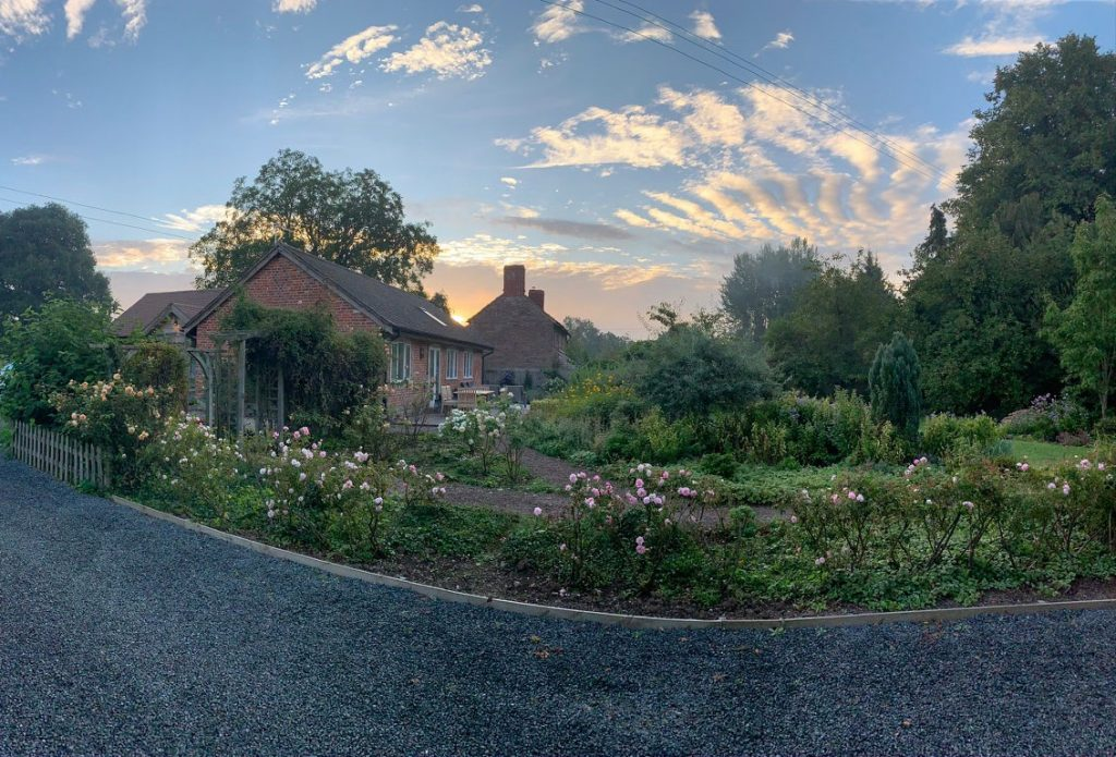 The Cider Mill, Monnington, Herefordshire