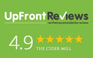 Upfront Reviews